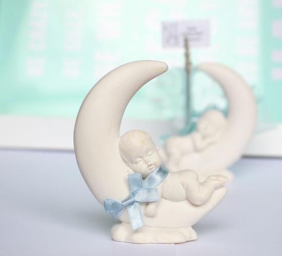 Baby op Maan Jongen