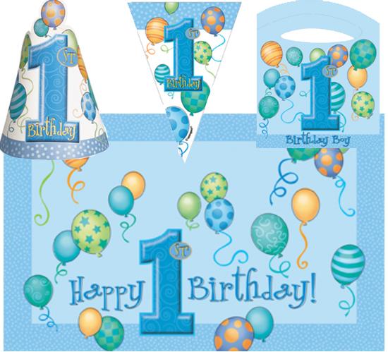 Top Stoel versiering voor 1e verjaardag jongen – Preciousgifts #JR32