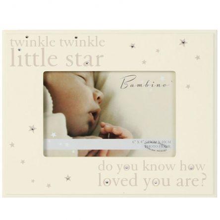 Fotolijst Twinkle Little Star