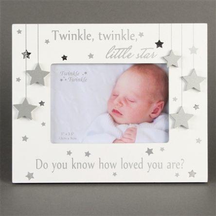 Fotolijst Twinkle Winkle Little Star